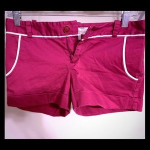 EUC Banana Republic Ryan Fit Size 0 shorts